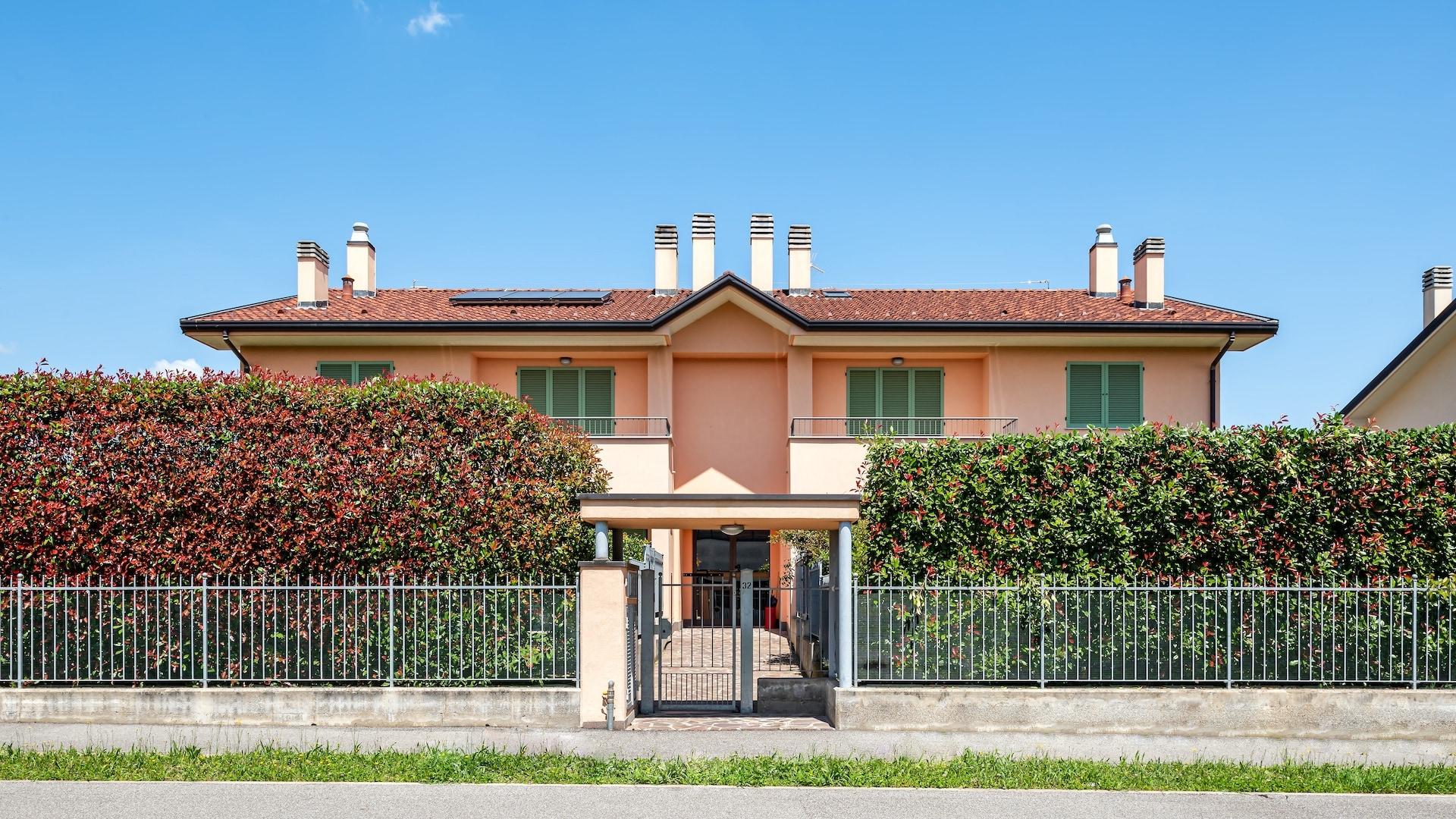 Condominio Il Melograno – Condominio Ai Boschi, via Tricino 89-89a-b-c e via dei Boschi 28-30-Nerviano (1)