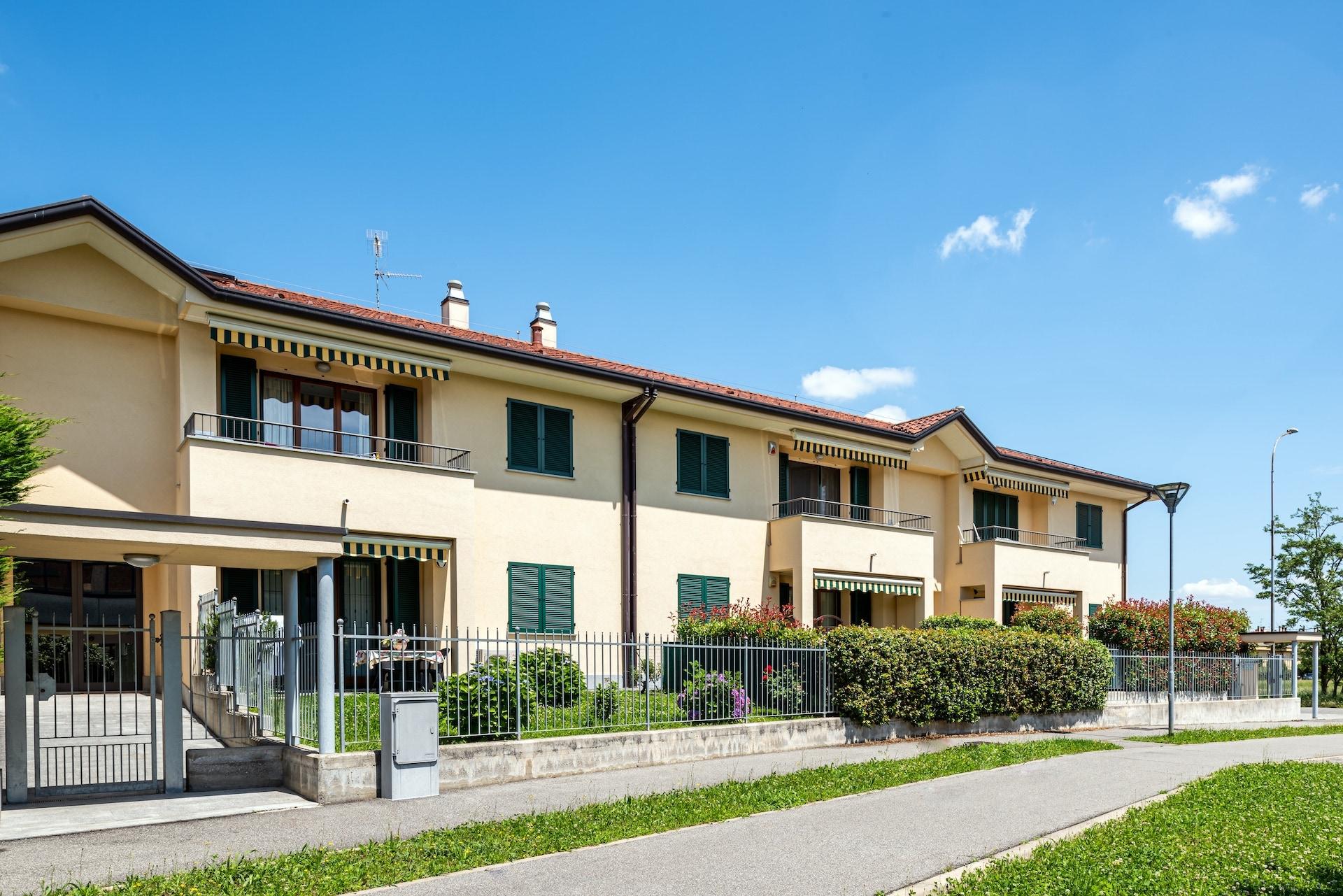 Condominio Il Melograno – Condominio Ai Boschi, via Tricino 89-89a-b-c e via dei Boschi 28-30-Nerviano (2)