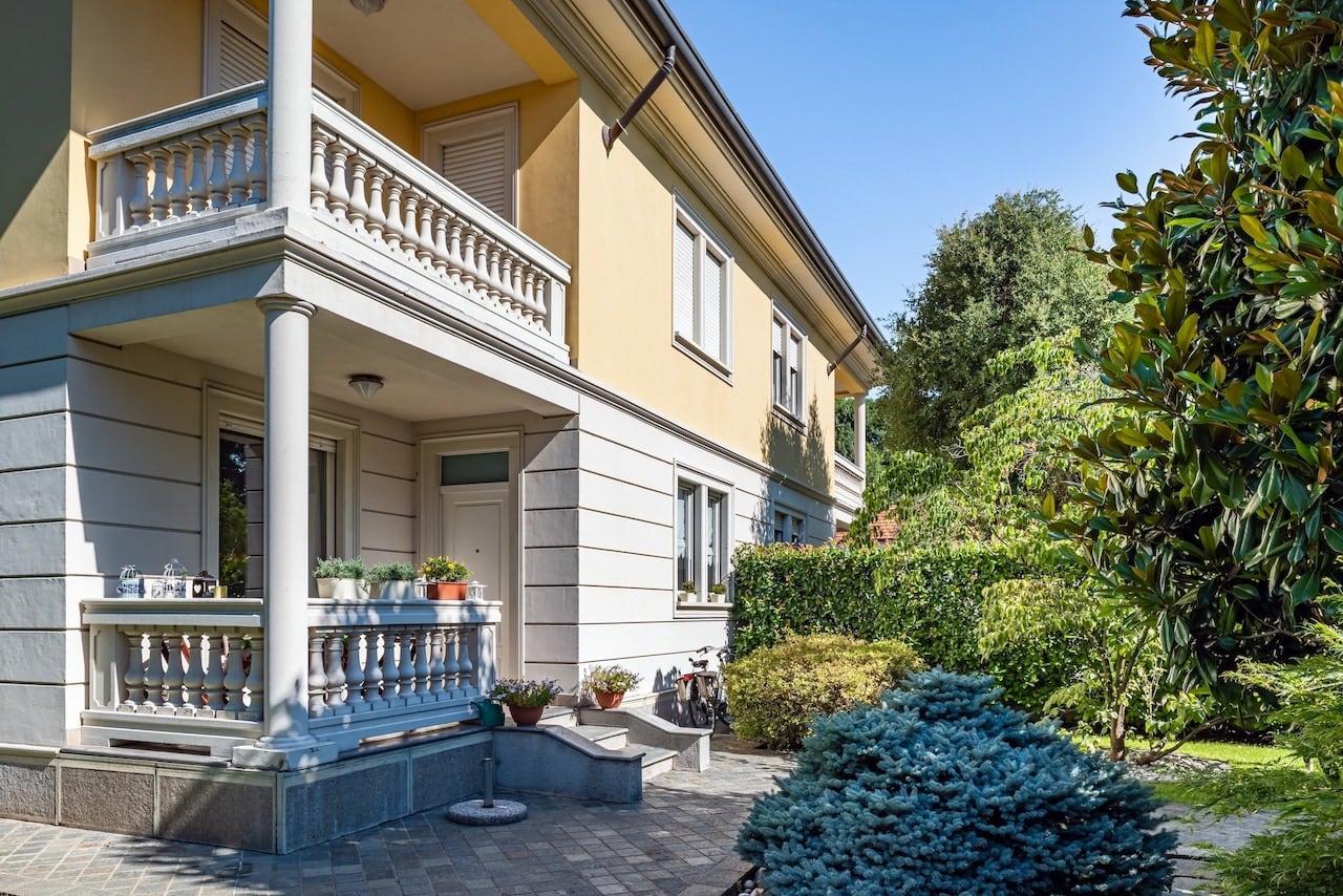 Villa Bifamilaire, Via D. L. Monza 31 Saronno-HDR-2