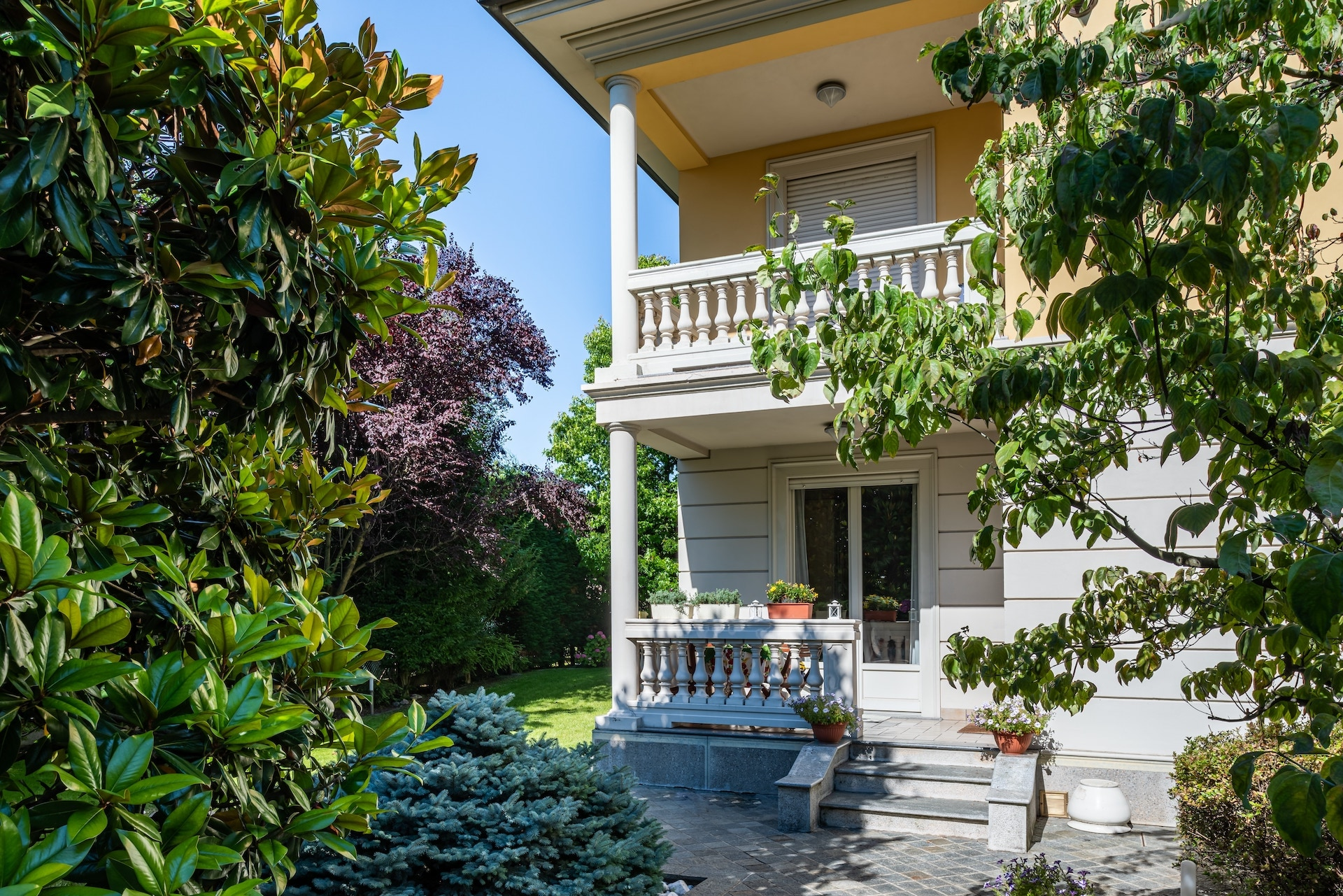 Villa Bifamilaire, Via D. L. Monza 31 Saronno-HDR-3